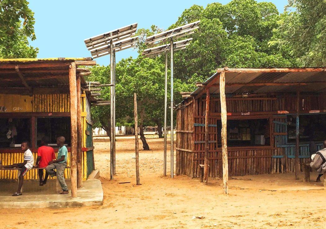 Minigrid Mozambico_Electrificacao Rural